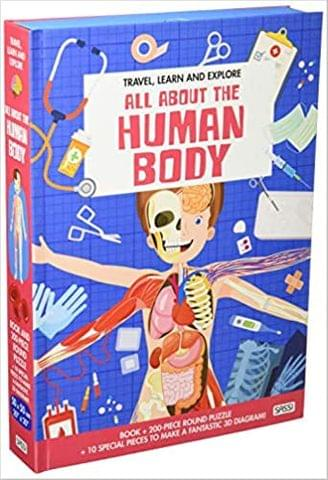 WORLD OF - ALL ABOUT THE HUMAN BODY (N.E. 2019)