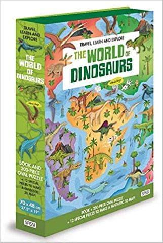 WORLD OF - DINOSAURS (N.E. 2020)