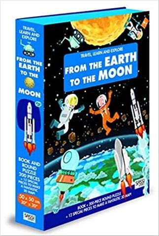 WORLD OF - FROM THE EARTH TO THE MOON
