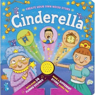 Create Your Own Noisey Story Cinderella