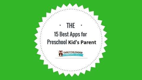 15 Must-Have iPad apps for Preschool Kid's Parent