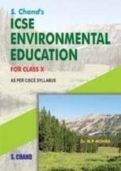 ICSE ENVIRONMENTAL EDUCATION X 1 Edition