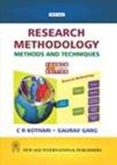 Research Methodology : Methods and Techniques