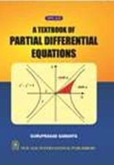 A Textbook of Partial Differential Equations