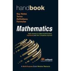 Hand book Mathematics class XI & XII