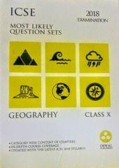 ICSE Most Likely Question Sets GEOGRAPHY 10