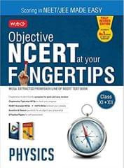 Objective NCERT at Your Fingertips for NEET-JEE - Physics