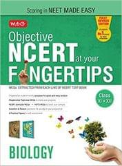 Objective NCERT at your fingerprints BIOlOGY