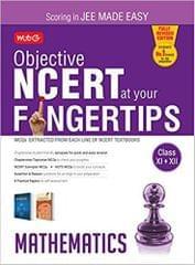 Objective NCERT at your fingerprints MATHEMATICS
