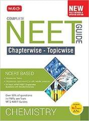 NEET GUIDE Chapterwise Topicwise, CHEMISTRY