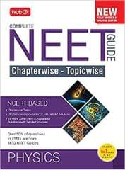 NEET GUIDE Chapterwise Topicwise, PHYSICS