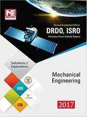 DRDO, ISRO: Mechanical Engineering: Previous Solved Papers  2017
