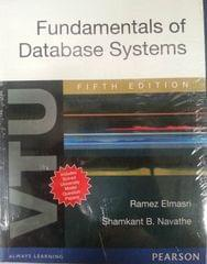 Fundamentals of Database Systems 5th  Edition