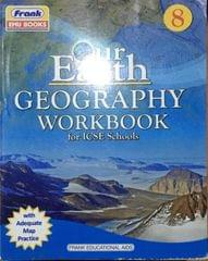Our Earth Geography Workbook for ICSE 8