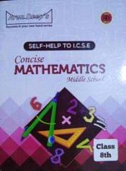 Concise Mathematics Class 8 Middle School
