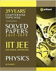 39 Years Chapterwise Topicwise Solved Papers (20171979) IIT JEE PHYSICS