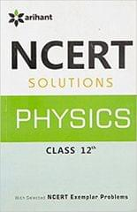 NCERT Solutions Physics 12th