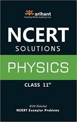 NCERT Solutions Physics Class 11th
