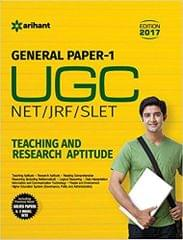 UGC NET/JRF/SLET General Paper1 Teaching & Research Aptitude