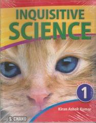 INQUISITIVE SCIENCE FOR CLASS 1