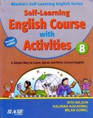 Self Learning English Course with Activities 8