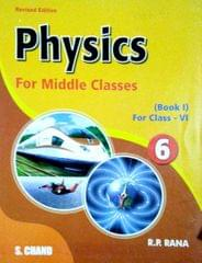Physics for middle classes book class 6
