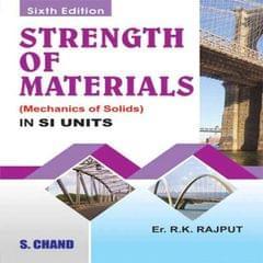 Strength of Materials (Mechanics of Solid)
