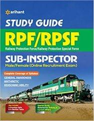 RPF & RPSF Sub Inspector Guide
