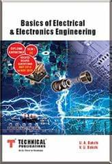 Basics of Electrical & Electronics Engineering for Diploma Karnataka (Sem-I Electronics & Communication Course 2015)