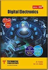 Digital Electronics for VTU ( Sem-III EC / TC CBCS Scheme 2015 )