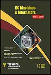 DC Machines & Alternators for Diploma Karnataka ( Sem-III EEE Course 2015 )