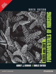 Kozier and Erb's Fundamentals of Nursing 9th Edition