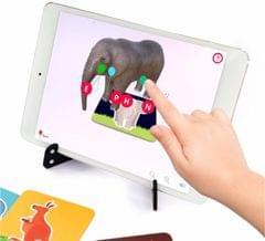 Shifu Safari Augmented Reality Learning Games - iOS & Android (60 Animal Cards)