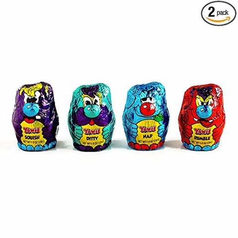 Yowie Collectable Chocolate-Covered Toy 1 oz each (2 Items Per Order)