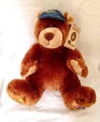 Boyds Bears Boyds Daffodil Days Hugh R Hope Plush Bear - 7 inch  (Brown)