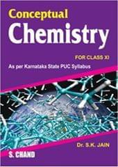 CONCEPTUAL CHEMISTRY (KARNATKA) FOR CLASS XI
