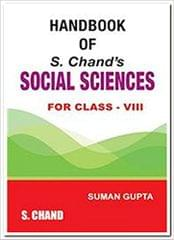 HANDBOOK OF S. CHAND'S SOCIAL SCIENCES FOR CLASS- 8