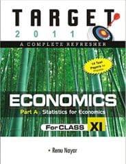TARGET CBSE Economics (Class  XI)