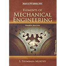 Element of Mechanical engineering-books