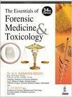Essential of Forensic Medicine and Toxicology