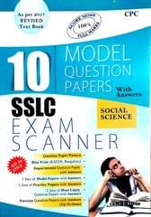SSLC Exam Scanner Model Question Papers Social Science with Answer2017