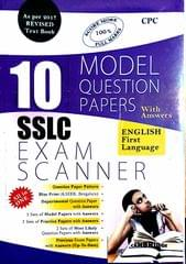 SSLC Exam Scanner Model Question Papers English with Answer2017