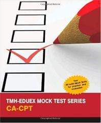 TMH-EDUEX Mock Test Series CA-CPT 1st Edition