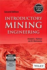 Introductory Mining engineering-books, 2ed