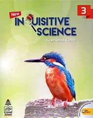 INQUISITIVE SCIENCE FOR CLASS 3