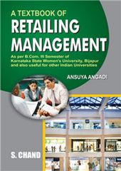 A TEXT BOOK  OF RETAILING MGMT