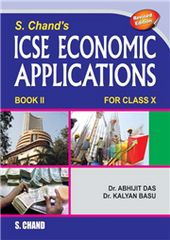 S. CHAND'S ICSE COMMER APP BOOKII CLASSX