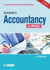 WASON'S ACCOUNTANCY IPUC