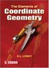 THE ELEMENT OF COORDINATE GEOMETRY