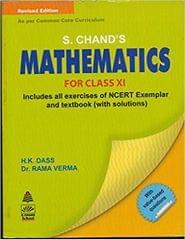 S.CHAND'S MATHEMATICS FOR CLASS XI (KARN)